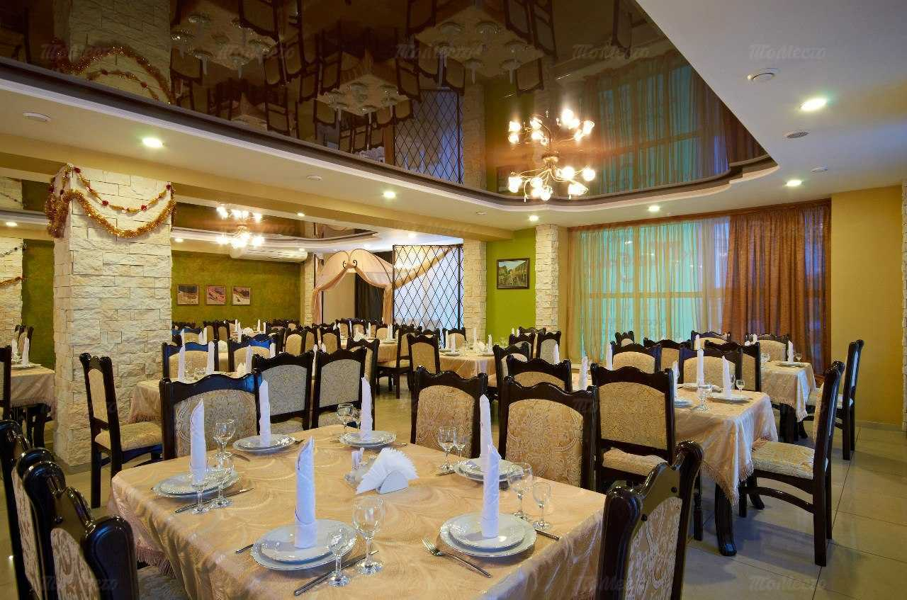 Меню ресторана Тебриз в Шаимском проезде