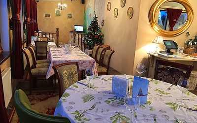 Банкетный зал ресторана Сицилия (Sicilia) в Агалатово фото 3