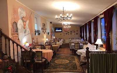 Банкетный зал ресторана Сицилия (Sicilia) в Агалатово фото 1