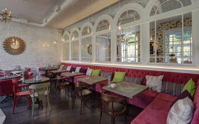 Банкетный зал кафе, ресторана Мечта на Конюшенной улице