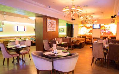 Банкетный зал караоке клуба, ресторана Образ на Марксистской улице
