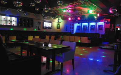 Банкетный зал караоке клуба, кафе Москвичка (бывш. Галилео) на Профсоюзной улице
