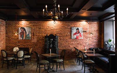 Банкетный зал кафе, ресторана Tomle на Литейном проспекте