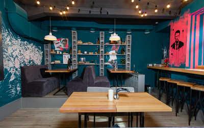 Банкетный зал бара Tyler (Тайлер) на Красном проспекте