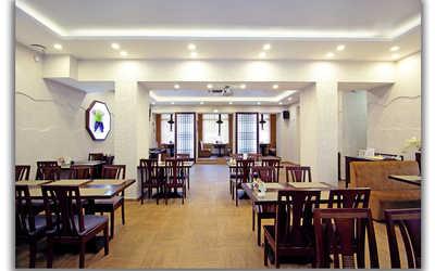 Банкетный зал ресторана Silla Korean BBQ на улице Достоевского