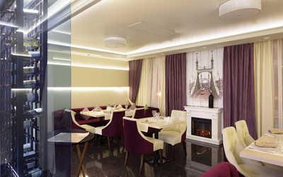 Банкетный зал ресторана La Verna на Ломоносовском проспекте