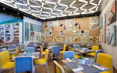 Банкетный зал ресторана Seasons на проспекте Вернадского