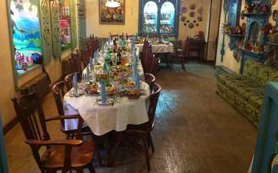 Банкетный зал ресторана Емельян или по щучьему велению на улице Чайковского