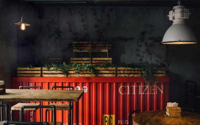 Банкетный зал бара Citizen на Владимирском проспекте фото 2