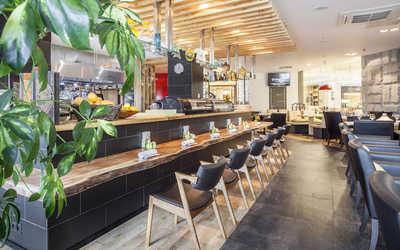 Банкетный зал ресторана Yoko (Йоко) на Новом Арбате фото 2
