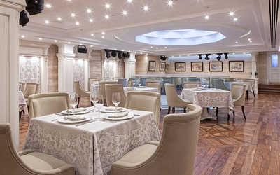 Банкетный зал ресторана Арагви на Тверской улице фото 2