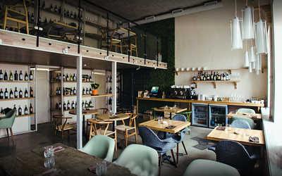 Банкетный зал ресторана Gras Madbaren (Грас) на Инженерной улице фото 3