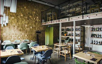 Банкетный зал ресторана Gras Madbaren (Грас) на Инженерной улице фото 1