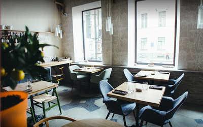 Банкетный зал ресторана Gras Madbaren (Грас) на Инженерной улице фото 2