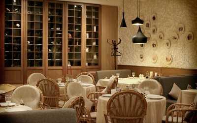 Банкетный зал ресторана Solo-Solo (Соло-Соло) на Московском проспекте