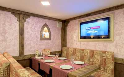Банкетный зал ресторана Сказки Шахерезады на Московском проспекте