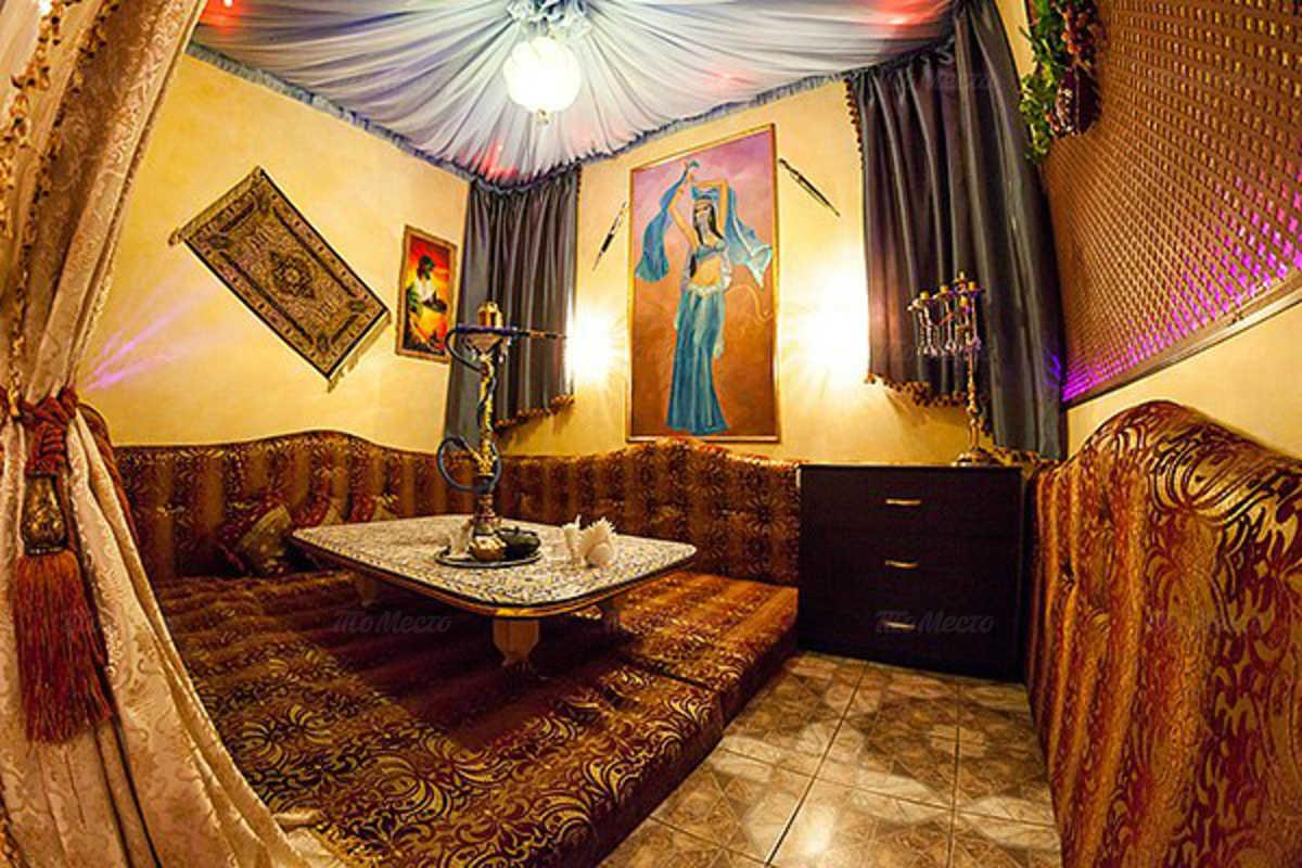 Меню ресторана Марракеш на проспекте Испытателей