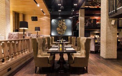 Банкетный зал ресторана Кому жить хорошо на Пречистенской набережной