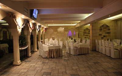 Банкетный зал ресторана Баку на улице Усиевича фото 1