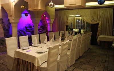 Банкетный зал ресторана Баку на улице Усиевича фото 2