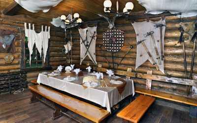 Банкетный зал ресторана Рыбацкая деревня на проспекте Мира фото 1