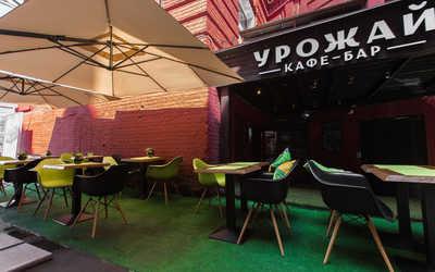 Банкетный зал кафе Урожай на Берсеневской Набережной