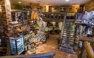Банкетный зал ресторана Бараш-Лаваш на проспекте Энгельса