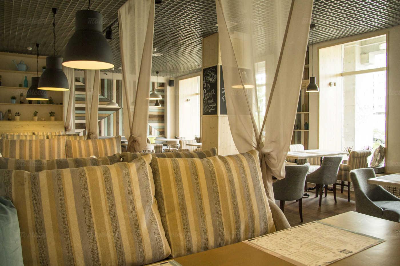 Меню ресторана Гости (Gости) на Богатырском проспекте