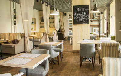 Банкетный зал ресторана Гости (Gости) на Богатырском проспекте