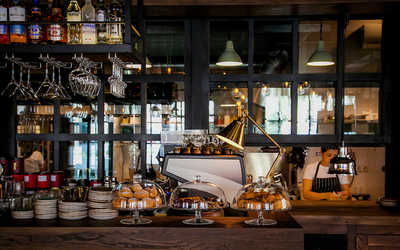 Банкетный зал ресторана Ача-Чача на Ленинградском проспекте