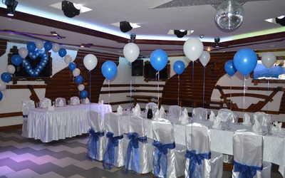 Банкетный зал караоке клуба, ресторана Русский чай (бывш. Антик-Яр) на Ярославском шоссе