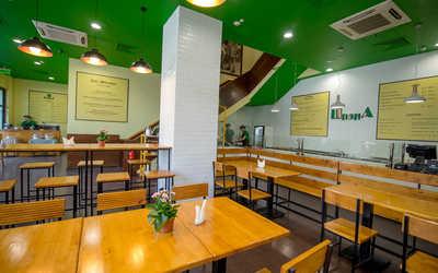 Банкетный зал кафе Шпана на шоссе Энтузиастов