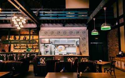 Банкетный зал ресторана Чайхона Бай на Парковой улице фото 2