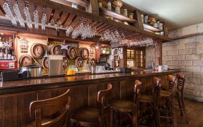 Банкетный зал пивного ресторана Бавариус на Тверской улице фото 3