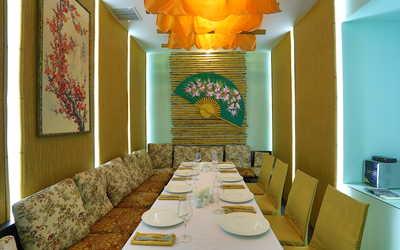 Банкетный зал ресторана У Гурмана на улице Самарской, д. 99
