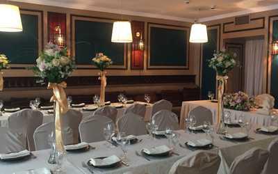 Банкетный зал ресторана Моя Кузина в Воротниковском переулке фото 2