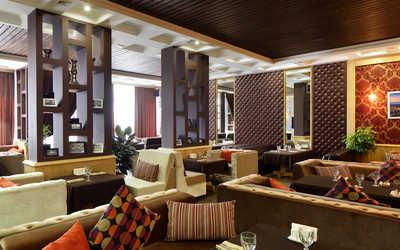 Банкетный зал кафе Кальянофф лаунж (Kalyanoff lounge) на Пятницкой