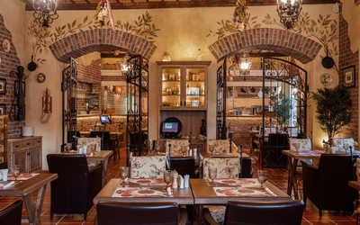 Банкетный зал ресторана Bella Pasta (Белла Паста) на улице Солянка