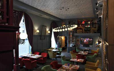 Банкетный зал ресторана Центральный на Суворовском проспекте фото 1