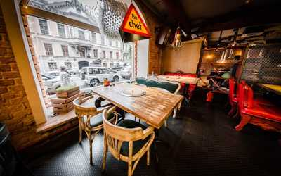 Банкетный зал ресторана Жаровня на Разъезжей улице фото 1