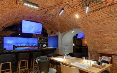 Банкетный зал ресторана Находка seafood&bar на Конюшенной площади