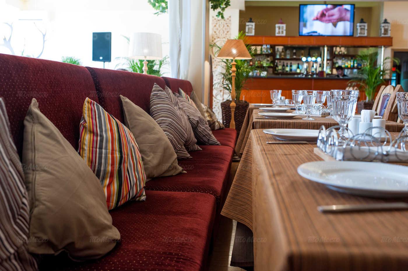 Меню ресторана Крымский бульвар на Симферопольском бульваре