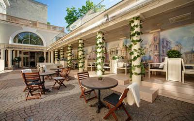 Банкеты ресторана Stage на Садовой-Кудринской улице фото 1
