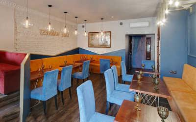 Банкетный зал ресторана Late Harvest на Колокольной улице