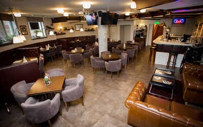 Банкетный зал кафе Поляна на Трубной улице