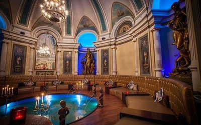 Банкетный зал ресторана Серебряный век в Театральном проезде