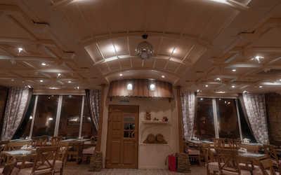 Банкетный зал ресторана МузА на Большом Сампсониевском проспекте