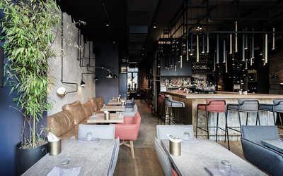 Банкетный зал ресторана Гастроли (Gastroli) на улице Пестеля фото 1