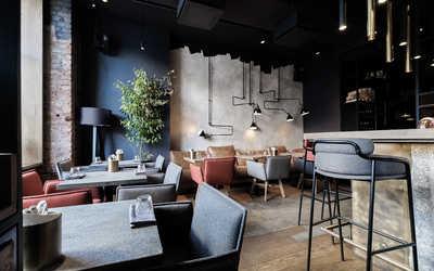 Банкетный зал ресторана Гастроли (Gastroli) на улице Пестеля фото 3