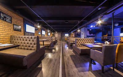 Банкетный зал ночного клуба Black & White Bar на Волгоградском проспекте фото 2